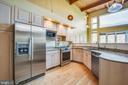 Great kitchen - 717 KENMORE AVE, FREDERICKSBURG