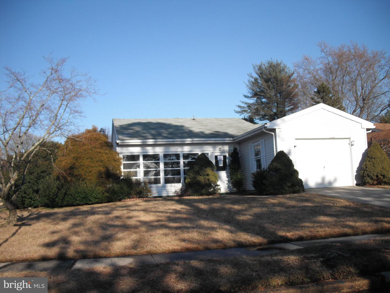 Single Family Homes pour l Vente à Vincentown, New Jersey 08088 États-Unis