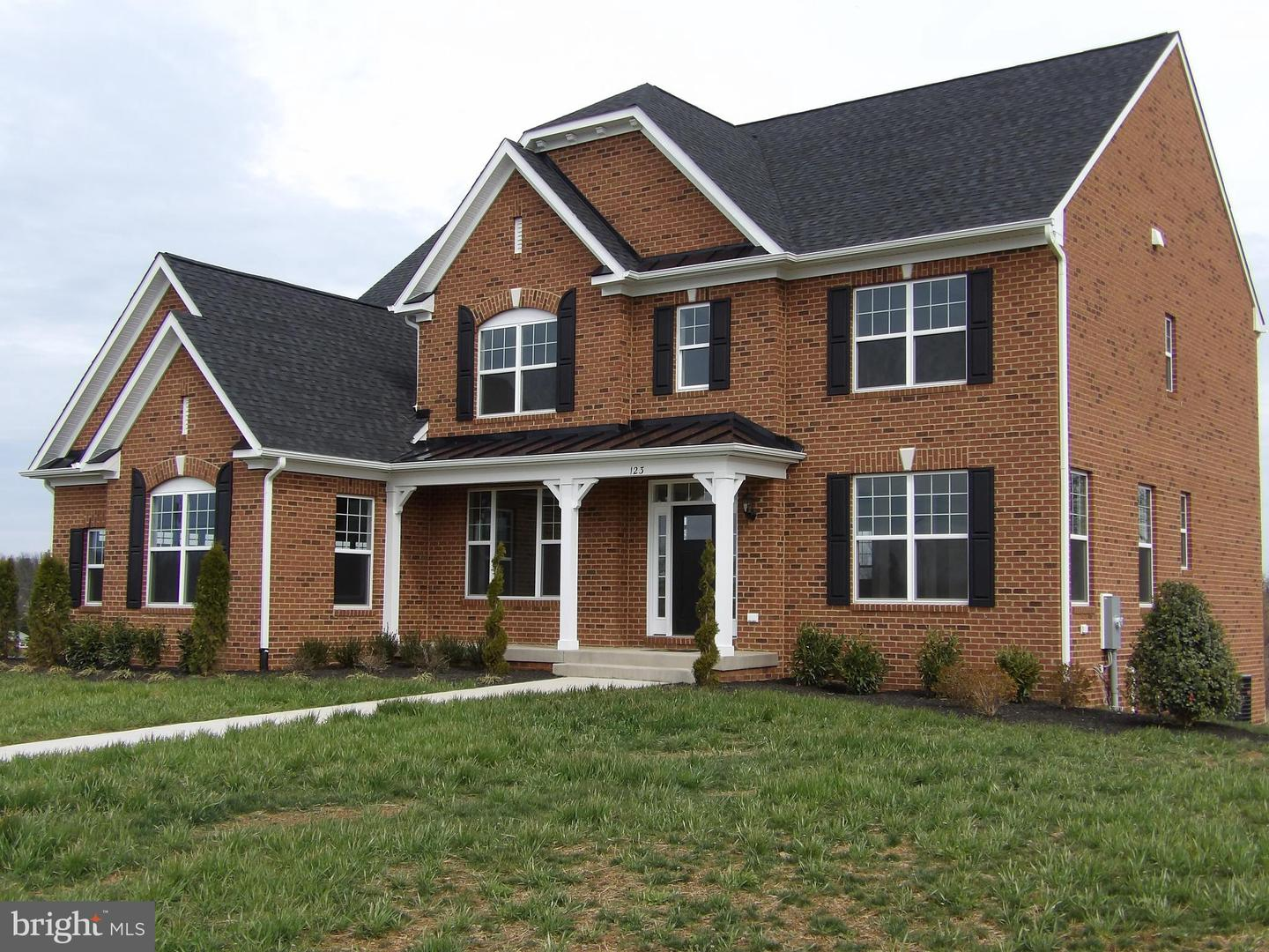 Single Family Homes for Sale at Stephens City, Virginia 22655 United States