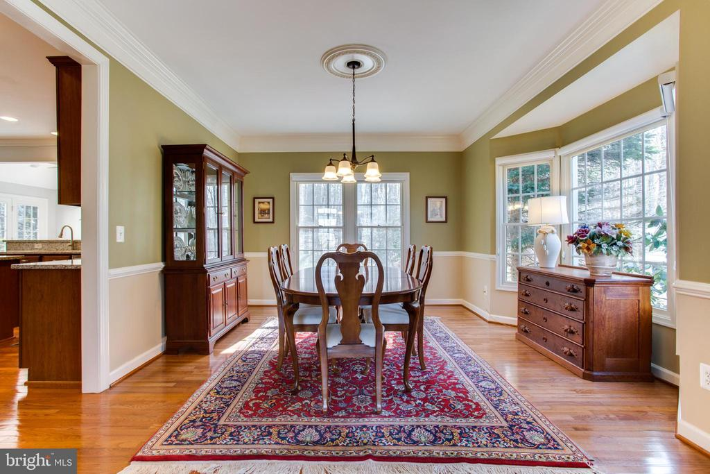 Dining Room - 47297 OX BOW CIR, STERLING