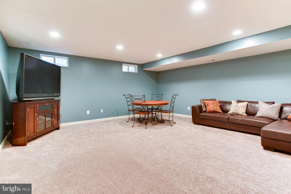 Huge Recreation Room - 47297 OX BOW CIR, STERLING