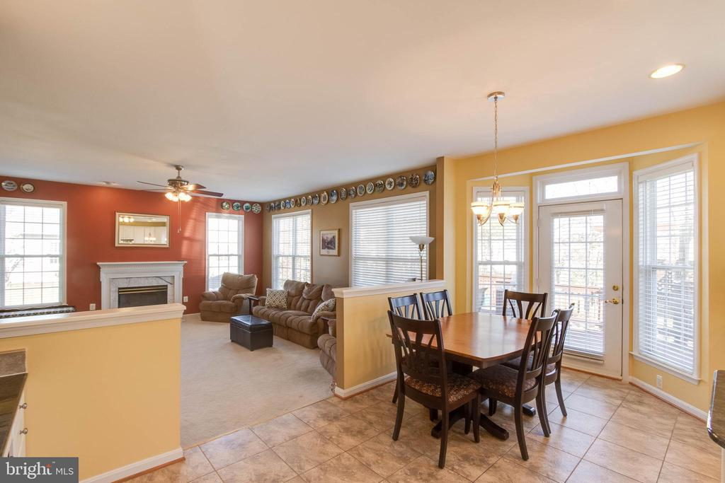 Breakfast Area - 42824 VESTALS GAP DR, BROADLANDS