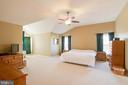 Master Bedroom - 42824 VESTALS GAP DR, BROADLANDS