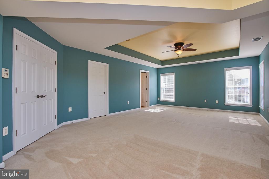 Master Bedroom - 8828 HEPNER CT, BRISTOW
