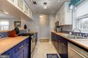 Kitchen - Large, Spacious - Overhead Lighting! - 42 KENNEDY ST, ALEXANDRIA