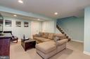 Lower Level - Perfect Family/Rec/Play Room! - 42 KENNEDY ST, ALEXANDRIA