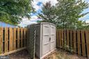 Storage Shed - Conveys to Buyers - 42 KENNEDY ST, ALEXANDRIA