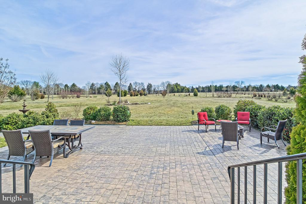 Patio View from Rear of Home - 10901 DEER MEADOW CT, NOKESVILLE