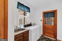 Laundry room with garage/mud room access - 14 APPLEJACK, HARPERS FERRY