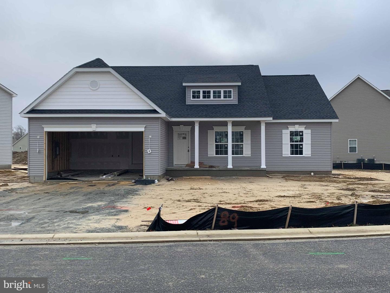 Villa per Vendita alle ore 284 HIGHTIDE Drive Frederica, Delaware 19946 Stati UnitiIn/In giro: Milford, Milford