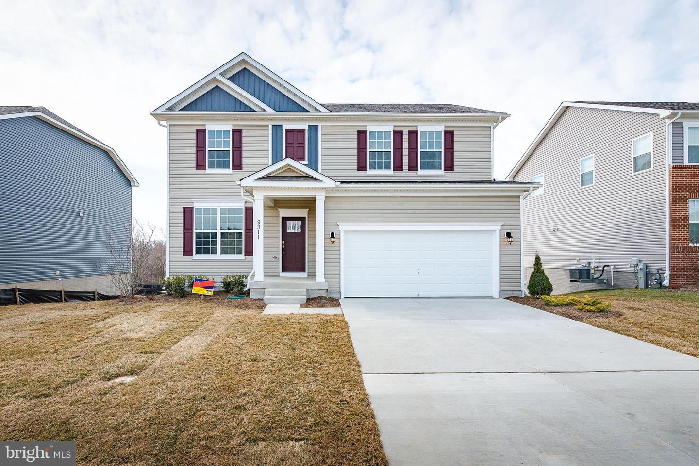 9311 SYDNEY WAY, LAUREL, Maryland