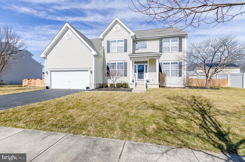 Maison unifamiliale pour l Vente à 30 HOMESTEAD Drive Pemberton, New Jersey 08068 États-Unis