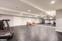 Home Gym/Dance Studio - 886 CHINQUAPIN RD, MCLEAN