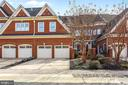 Stately Brick Townhome - 43703 BURNING SANDS TER, LEESBURG