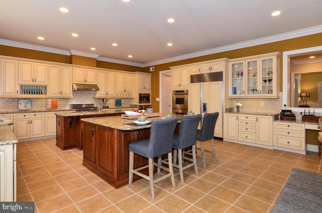 Top of the line stainless steel appliances - 12794 YATES FORD ROAD, CLIFTON