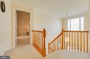 2nd Level Staircase - 15588 DRYDEN WAY, DUMFRIES