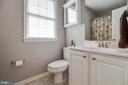 Guest Bathroom - 15588 DRYDEN WAY, DUMFRIES