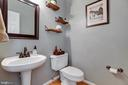 Half Bath - 15588 DRYDEN WAY, DUMFRIES