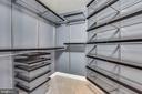 Closet Organizers - 43268 HILL HEAD PL, LEESBURG