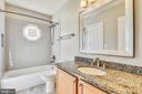Hall Bathroom - 43268 HILL HEAD PL, LEESBURG