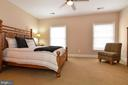 2nd spacious bedroom with walk in closet - 12794 YATES FORD ROAD, CLIFTON