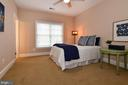 3rd bright bedroom - 12794 YATES FORD ROAD, CLIFTON