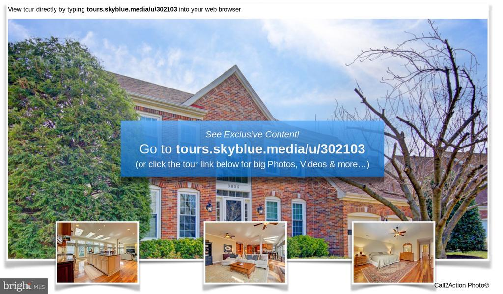 Be Sure to Check Out the Tour - 3055 JEANNIE ANNA CT, HERNDON