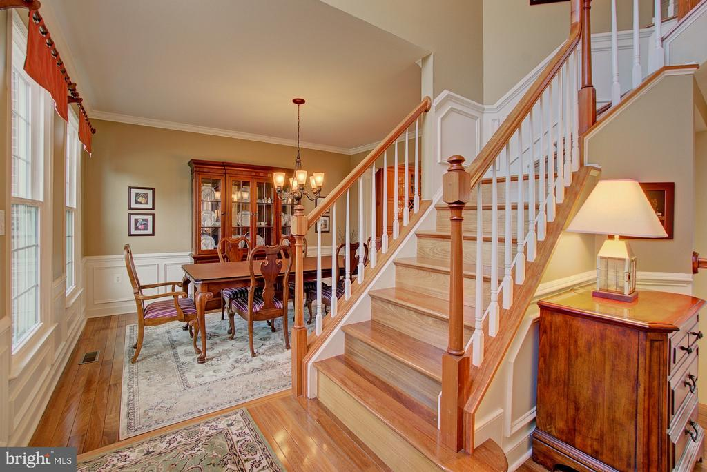Brazilian Teak Floors Lead You to Second Level - 3055 JEANNIE ANNA CT, HERNDON