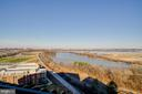 View from balcony - 1200 CRYSTAL DR #1713, 1714, ARLINGTON