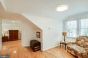 Spacious landing on upper level - 4123 BURKE STATION RD, FAIRFAX