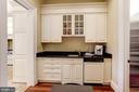 Butlers Pantry serves Kitchen & Dining Rooms - 886 CHINQUAPIN RD, MCLEAN