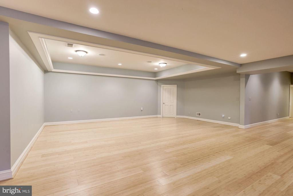 Great catering space for party/dance  floor room - 886 CHINQUAPIN RD, MCLEAN