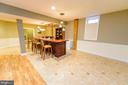 Custom Bar - 4741 CHARTER CT, WOODBRIDGE