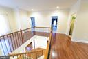 Upper Level with Hardwood and Recessed Lighting - 4741 CHARTER CT, WOODBRIDGE