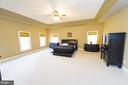 Huge Master Suite - 4741 CHARTER CT, WOODBRIDGE
