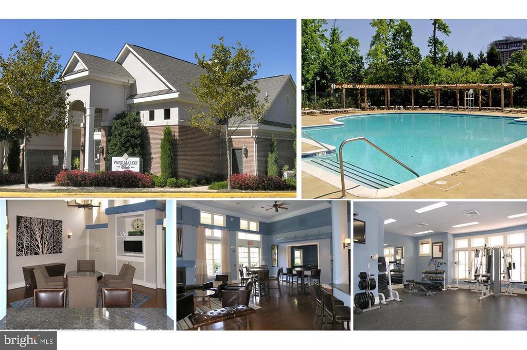 West Market community amenities! - 12171 TRYTON WAY, RESTON