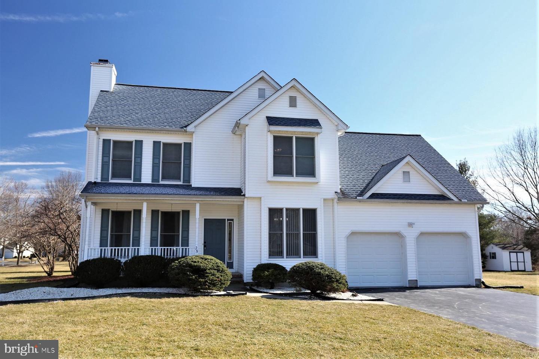 Single Family Home for Sale at 25 KNIGHT Drive Plainsboro, New Jersey 08536 United StatesMunicipality: Plainsboro Township
