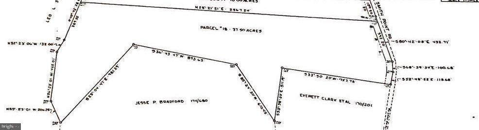 Land for Sale at Nanjemoy, Maryland 20662 United States