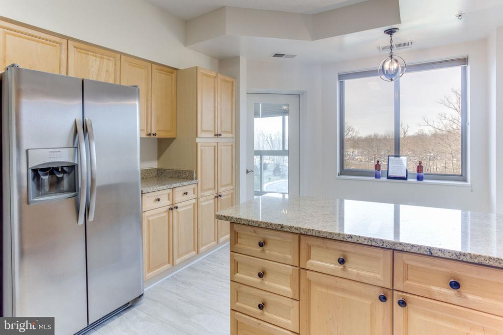 Newly Renovated with Granite Counters. - 19355 CYPRESS RIDGE TER #601, LEESBURG