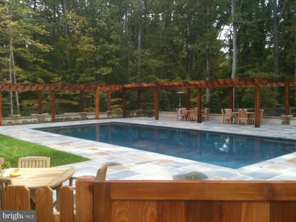 Saline Pool - 203 CARRWOOD RD, GREAT FALLS