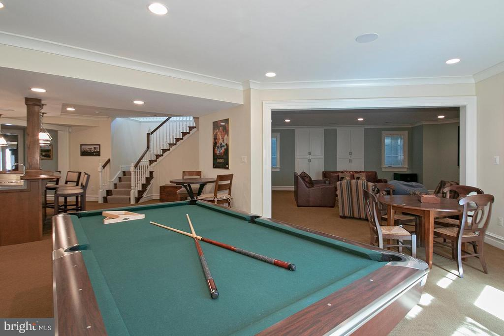 Game Room - 203 CARRWOOD RD, GREAT FALLS