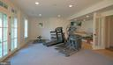 Exercise Room - 203 CARRWOOD RD, GREAT FALLS