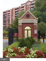 Front gate - 2230 GEORGE C MARSHALL DR #1011, FALLS CHURCH