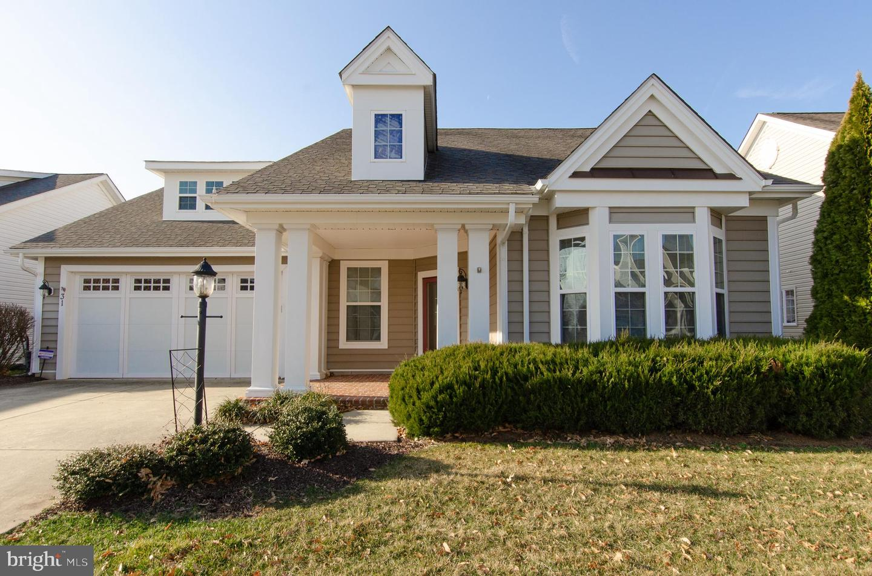Single Family Homes pour l Vente à Bridgeville, Delaware 19933 États-Unis