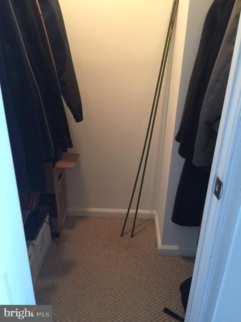 Closet in main entrance - 2230 GEORGE C MARSHALL DR #1011, FALLS CHURCH