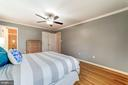 Master Bedroom - 6221 LAVELL CT, SPRINGFIELD