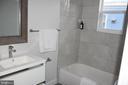 MASTER BATHROOM - 2014 S LANGLEY ST, ARLINGTON