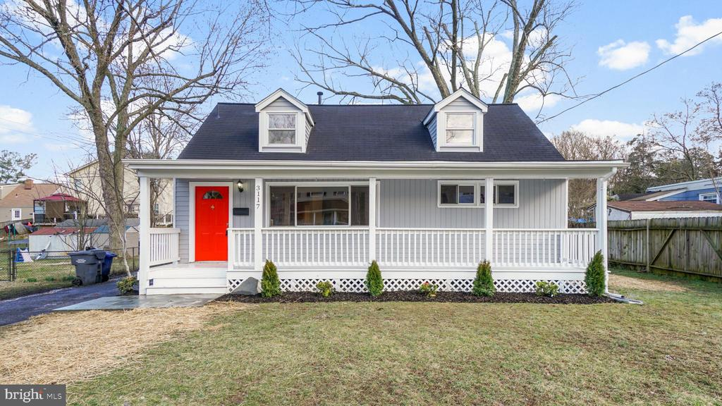 3117  GRAYDON STREET, Falls Church, Virginia