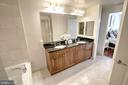 Marble Floors And Upgraded Finishes - 11990 MARKET ST #1811, RESTON