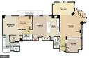 Floorplan - Over 2000 Square Feet! - 11990 MARKET ST #1811, RESTON